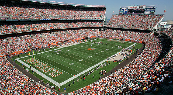 First Energy Stadium, Cleveland, Ohio